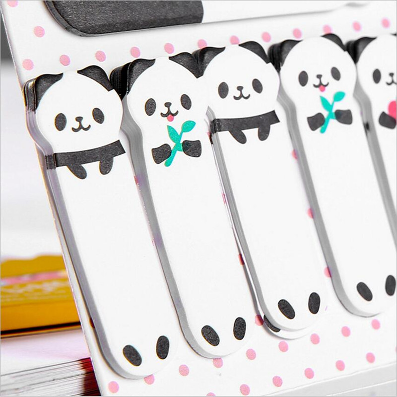 1PCS Creative Kawaii Sticky Notes Animal Style Note book Cartoon Combination Notepad Portable Instant Notebook Office Stationery in Memo Pads from Office School Supplies
