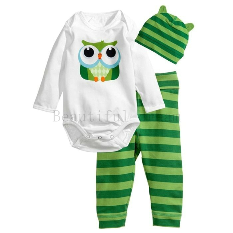 3PCS-Newborn-Spring-Cotton-Stripes-Children-Baby-Boys-Girls-Sets-Clothes-O-Neck-Clothing-Sets-Boy-Long-sleeve-Romper-HatPants-3