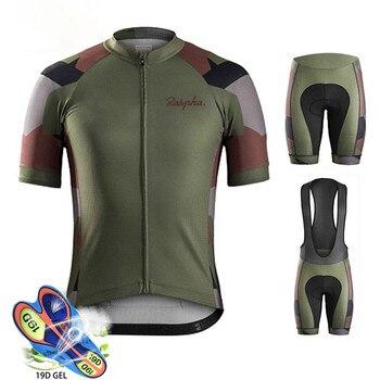 ASTANA, Conjunto de Jersey de Ciclismo para hombre, conjunto de ropa de...