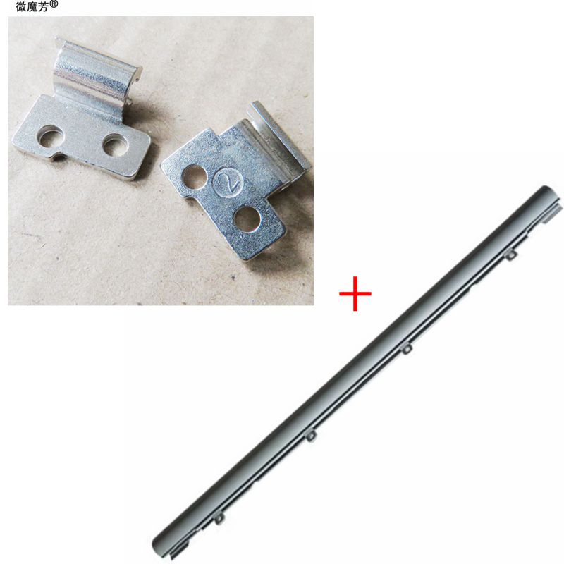 """Left & Right Laptops Replacements LCD Hinges Fit For Macbook Air 13.3"""" A1237 A1304 Notebook Replacements LCD Hinges"""