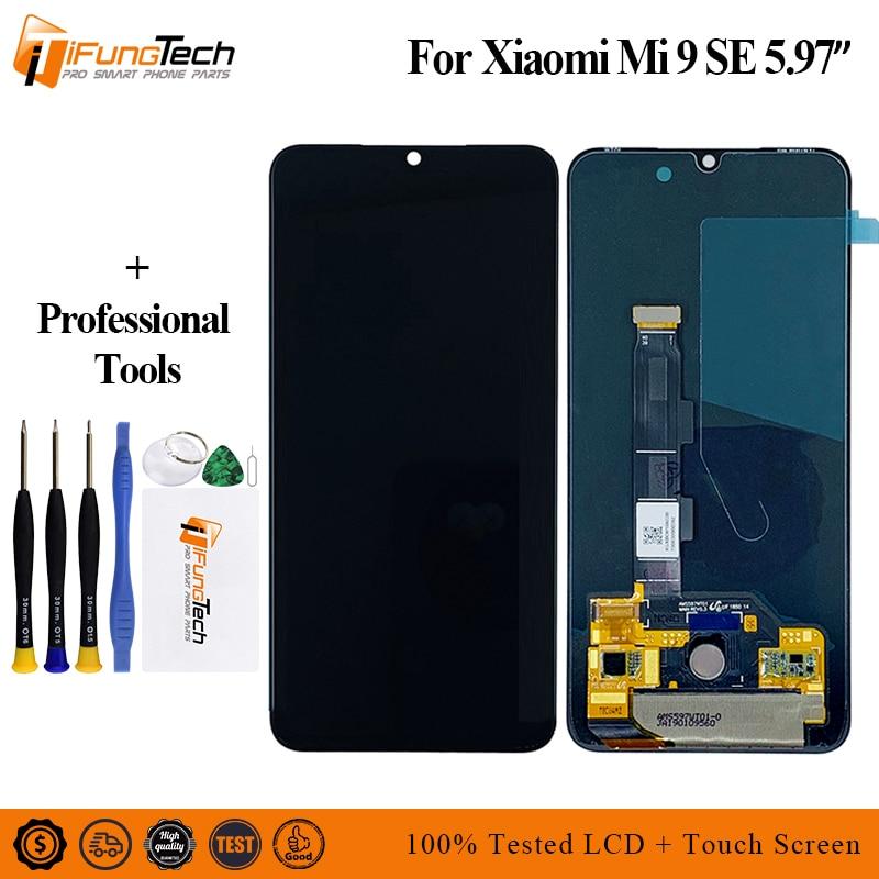 Pour Xiao mi mi 9 SE LCD pour Xiao mi 9 SE LCD affichage LCD écran tactile numériseur assemblée