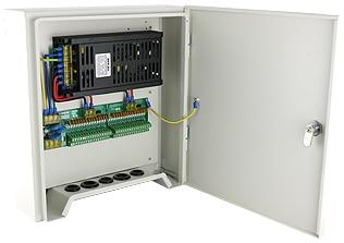 12V 40A 480W 32Ch Outdoor Rainproof Power Adapter Supply for CCTV Camera White (default) часы default kezzi