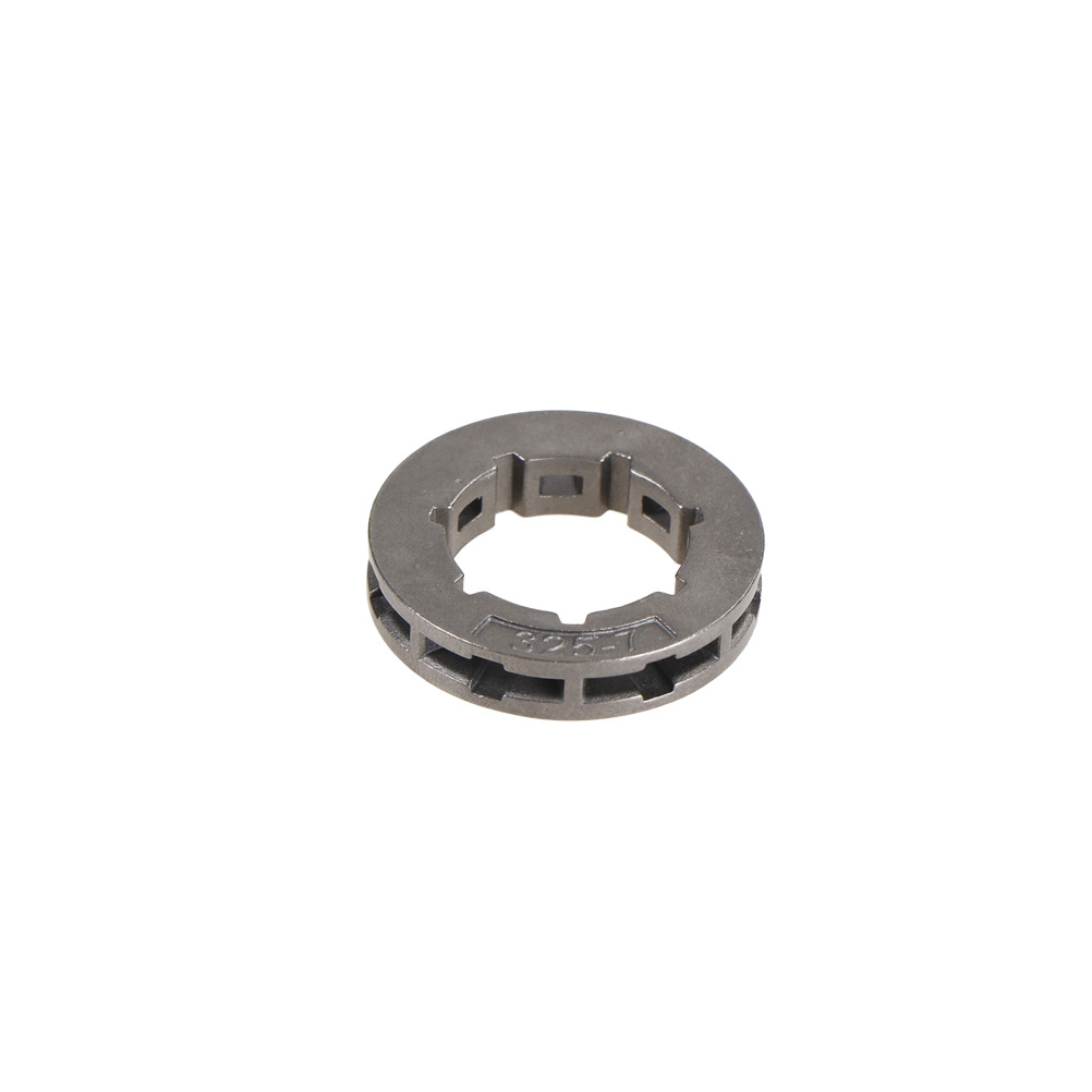 1Pcs Tool Parts Metal Chainsaw Spare Part Chain Saw Sprocket Rim Power Mate 325-7T For Chainsaw Replacement(China)