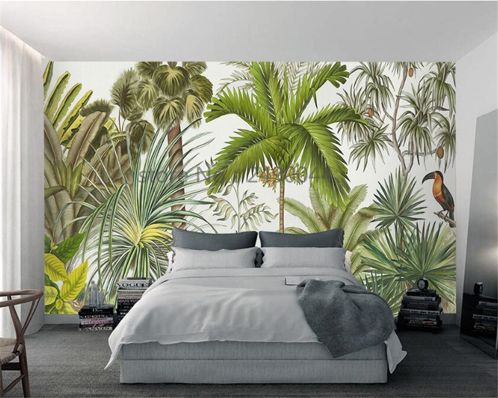 Rainforest Bedroom Online Buy Wholesale Rainforest Wall From China Rainforest Wall