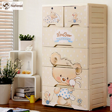 цена Nafenai Non-woven Multifunction Wardrobe Closet Furniture Fabric Large Wardrobe Portable Folding Cloth Storage Cabinet Locker онлайн в 2017 году
