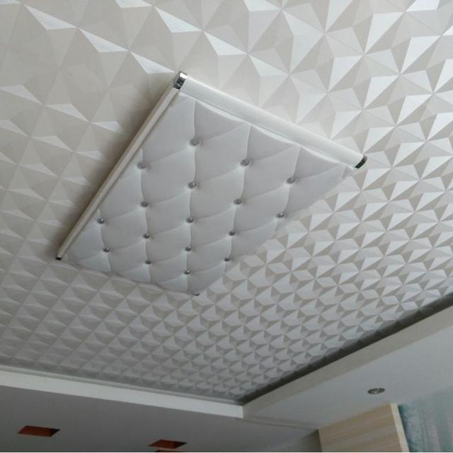 Buy 2017 super 3d carved top ceiling for 3d ceiling paper