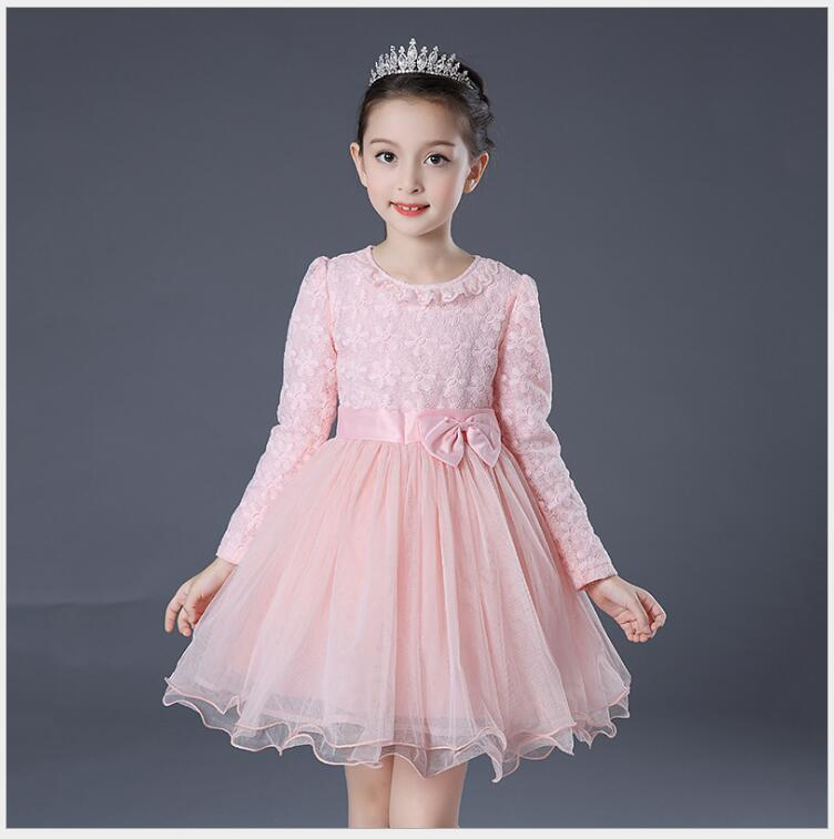 lace floral long sleeve tunics princess dress for girls birthday party elegant teens girl fall ball gown on graduation day high waist floral print elegant ball gown midi skirt for women
