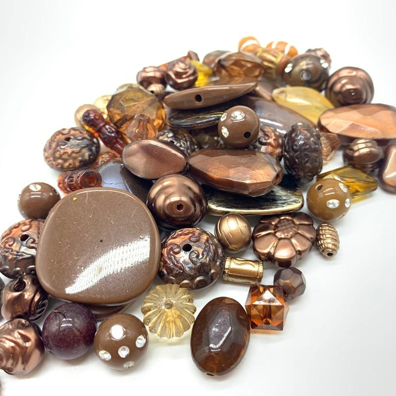 Новинка 20 г акриловые бусины смешанные бусины стиль для DIY ювелирные изделия браслеты ручной работы изготовление аксессуаров - Цвет: 18