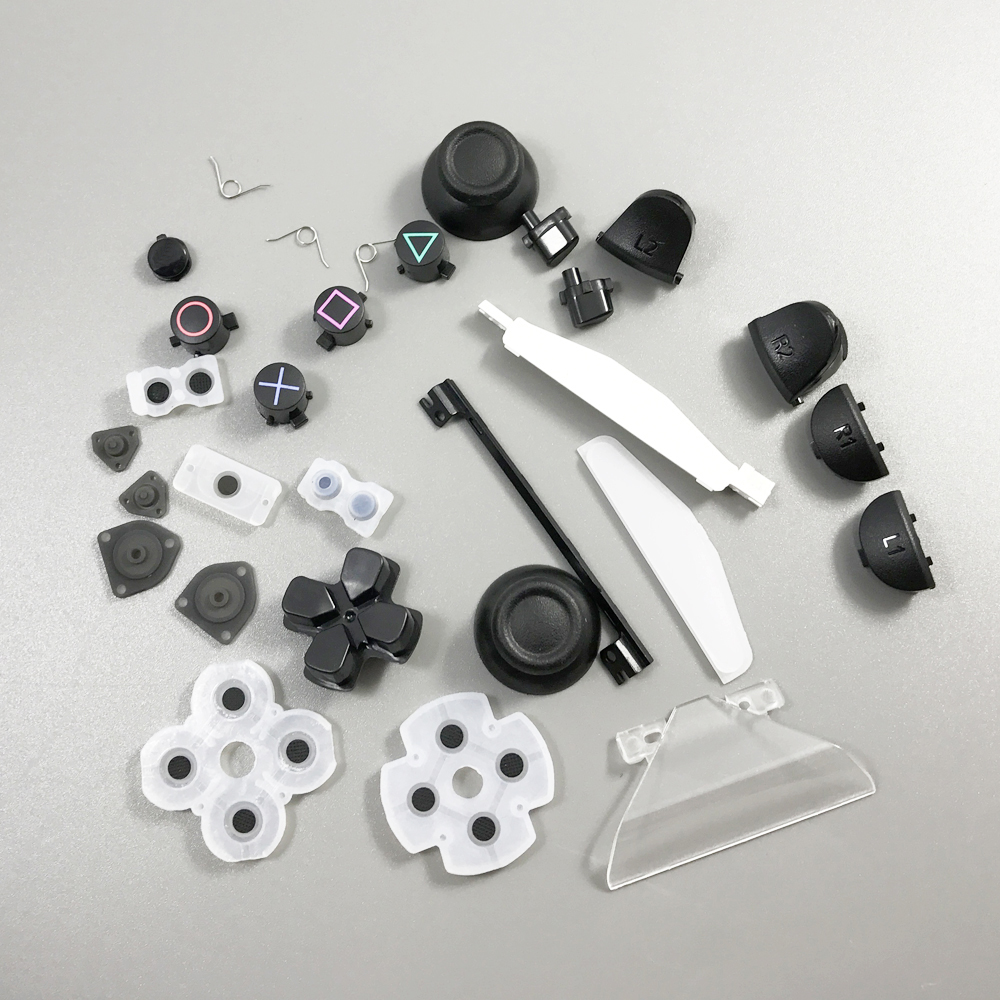 Playstation x button what do the triangle circle x and square full housing repair parts d pad circle square triangle x button set for sony playstation biocorpaavc Images