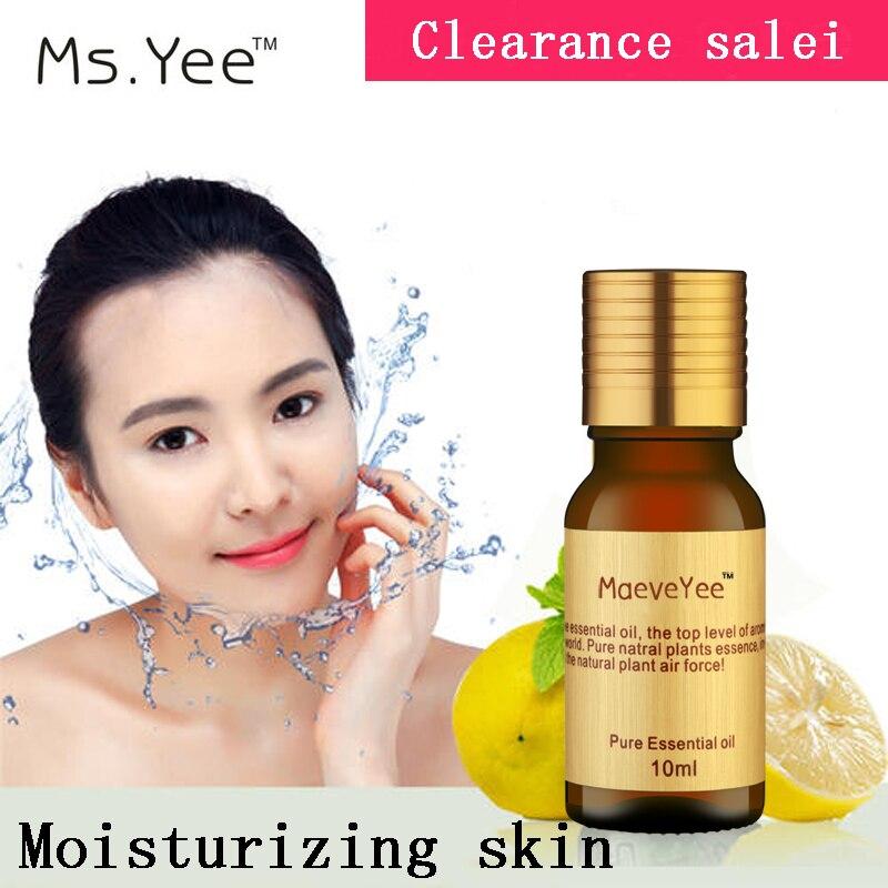 Baru Ms. Yee Wajah Pelembab Minyak Esensial Alami Perbaikan Kulit - Perawatan kulit