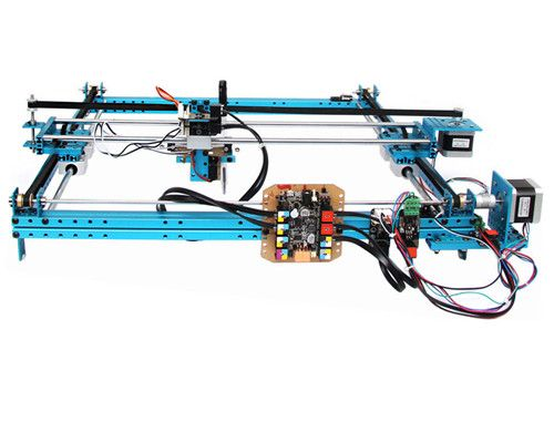 MakeBlock XY-Plotter Robot Kit робоконструктор ultimate robot kit makeblock
