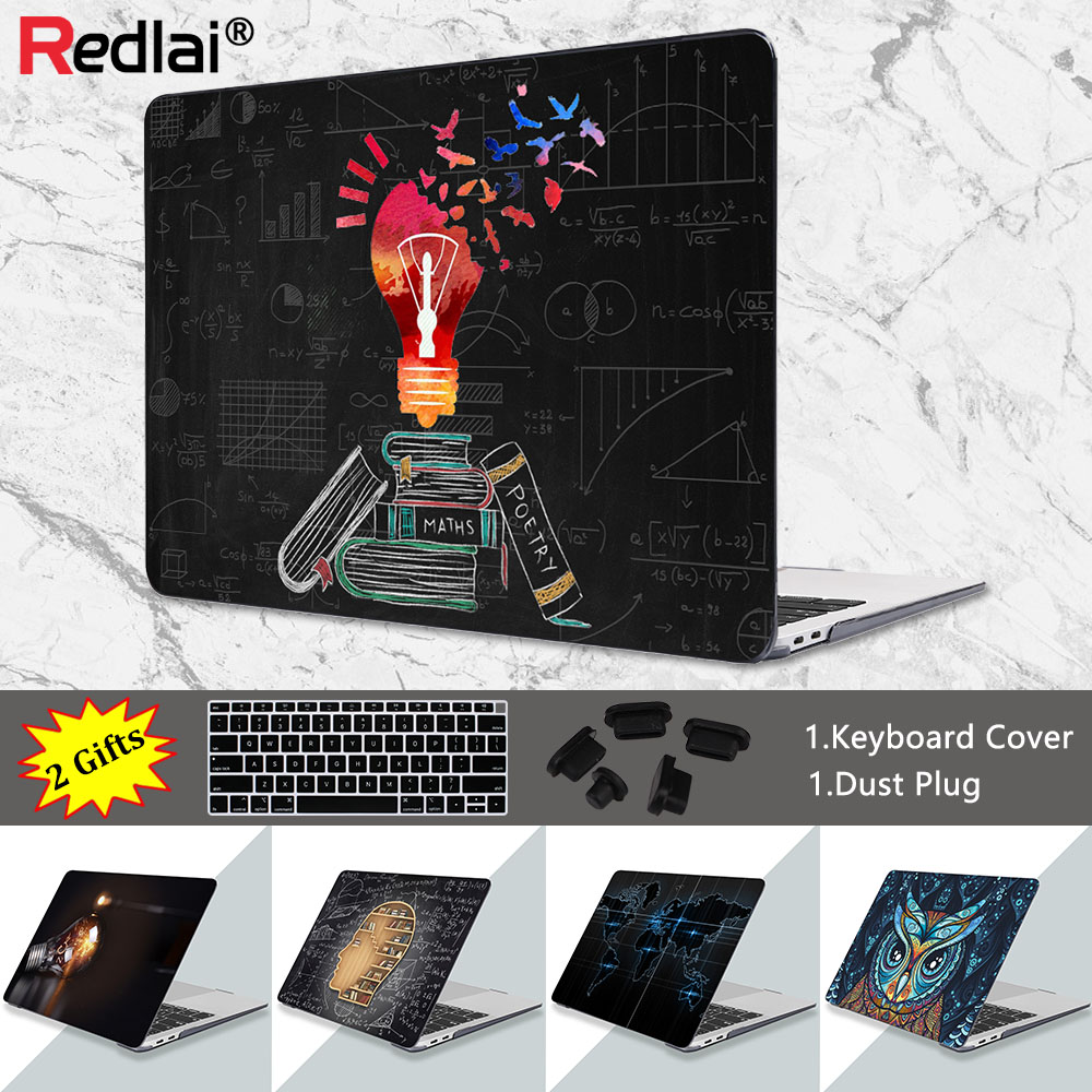 For Macbook Pro 13 15 Touch Bar 2019 Laptop Case For Mac Book Air Pro Retina 12 13 15
