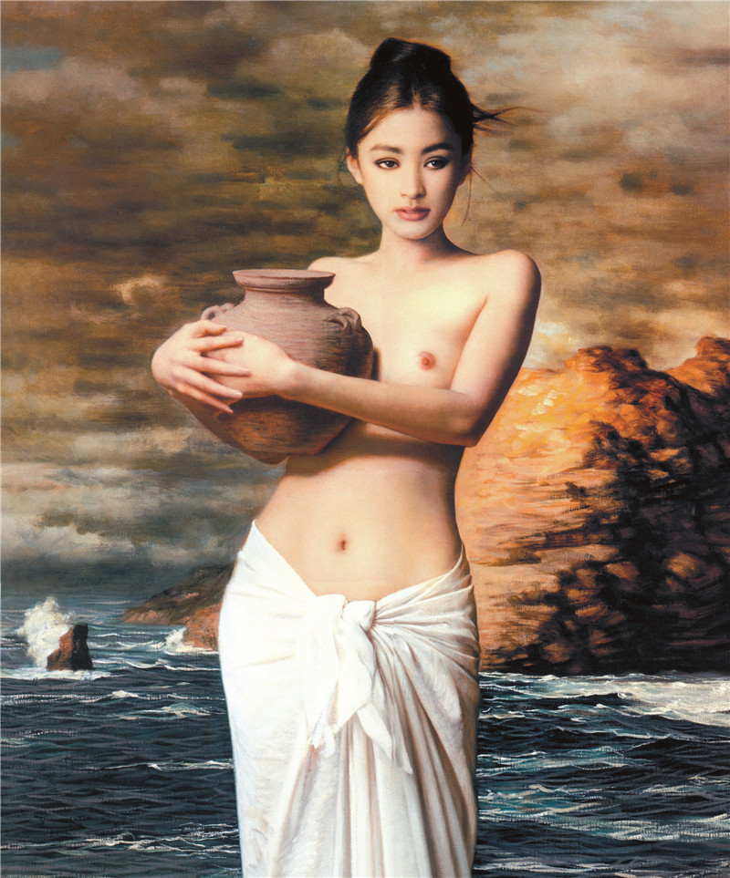 beauty chinese nude girl