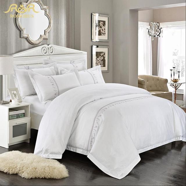 Aliexpress.com : Buy ROMORUS Wholesale Hotel Bedding Set 4 ...