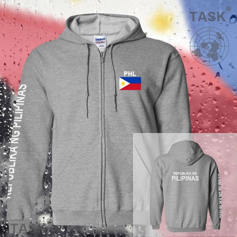 Pilipinas Filippino Con Felpe Phl Cappuccio Felpa E Mens Filippine 5qUwaxXEn