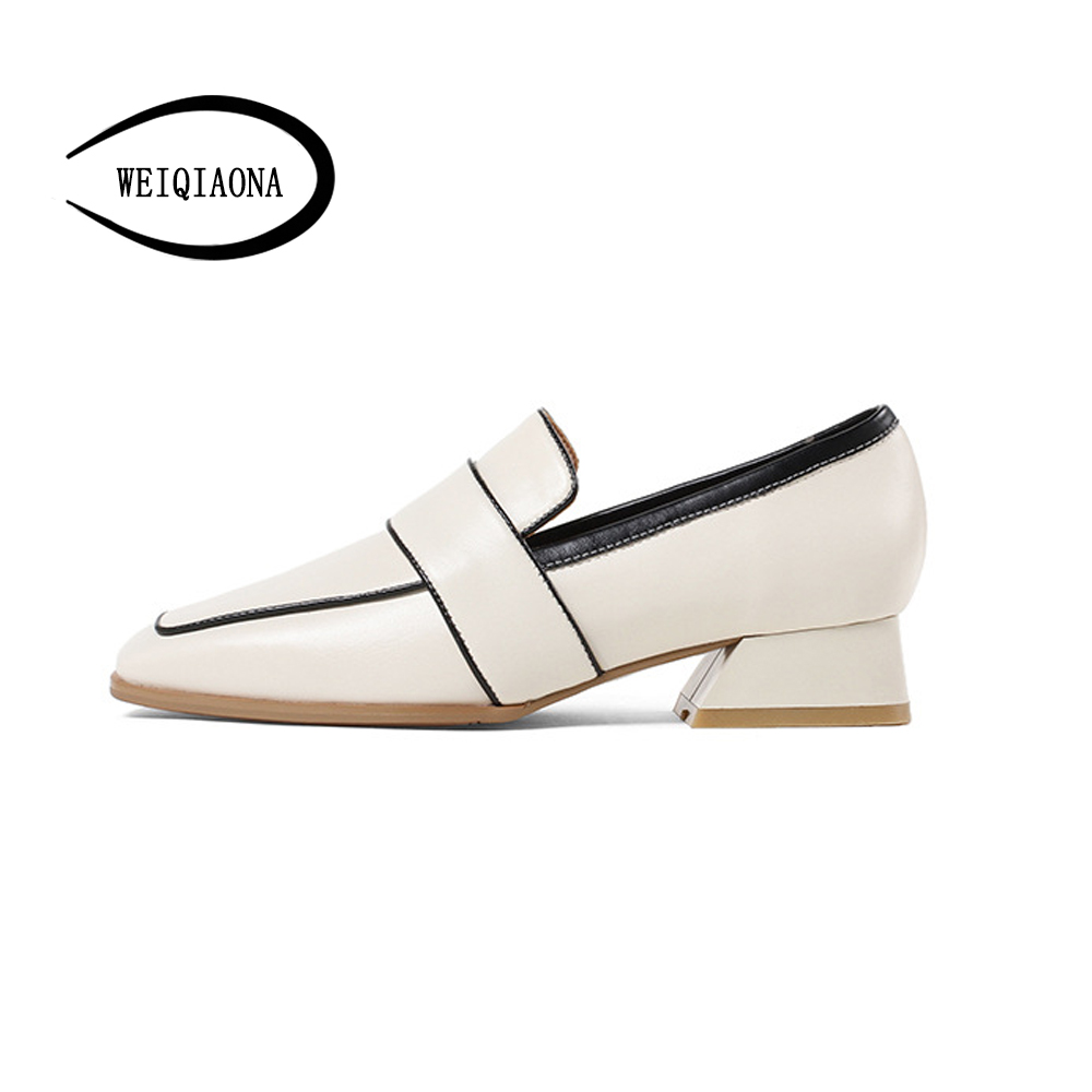 Mocassins Femme 2018 Chaussures Weiqiaona Chaussures Femme 8wXEqF