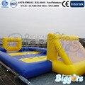 Campo de Futebol de Futebol de Sabão inflável Biggors Para Venda o Transporte por Mar