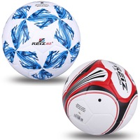 REIZ 20CM 4 Soccer Circumference Two Patterns Football Slip Resistant Match Training Ball Free Shipping