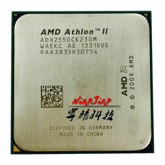 AMD ATHLON TM II X2 255 PROCESSOR WINDOWS DRIVER