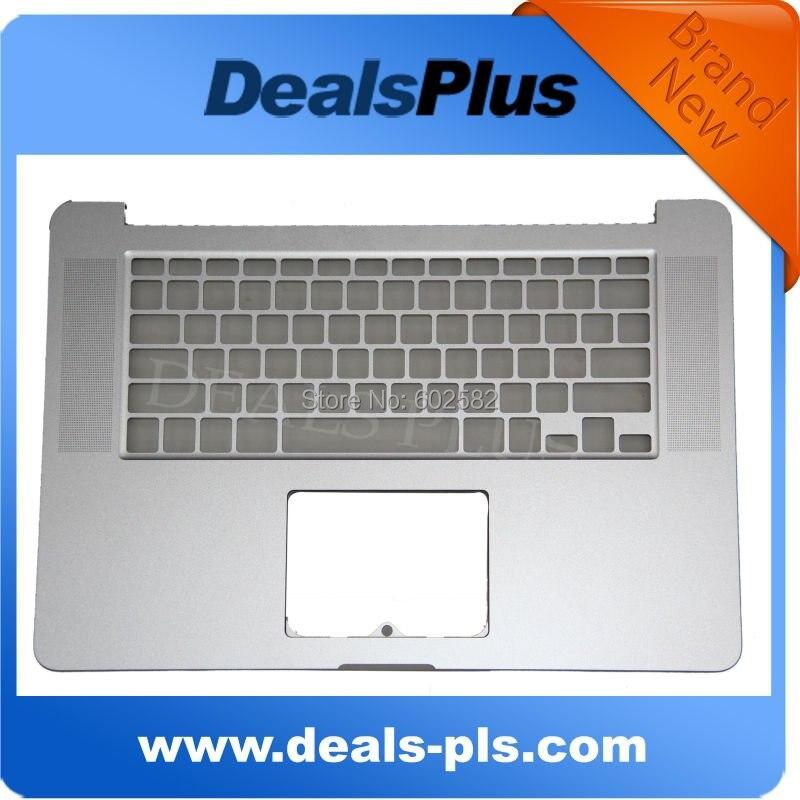 NEW US topcase FITS MacBook Pro 15 A1398 MC975 MC976 RETINA No keyboard No Touchpad