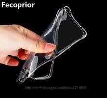 Fecoprior прозрачный силиконовый Гель для Кожи, Чехол Для Lenovo K6 Примечание K5 A1010 A8 A6000 A7000 A2010 A2020 P1 P1M p70 X3 Lite задняя крышка