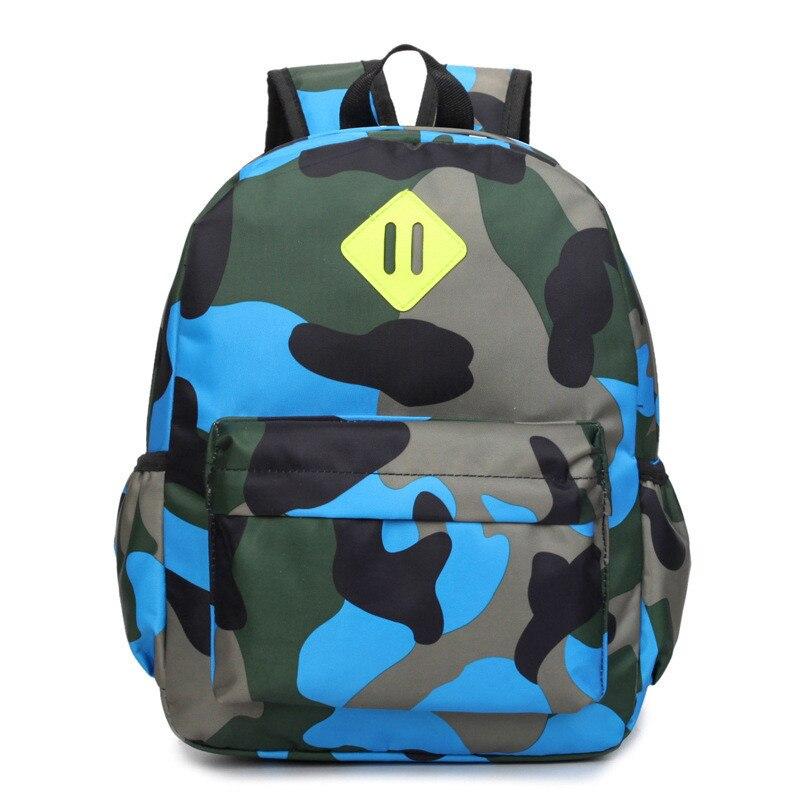 0ffbfb583d4d Лидер продаж камуфляж детей рюкзаки Детский сад рюкзак для школьников и  студентов печати Рюкзак Дети Книга