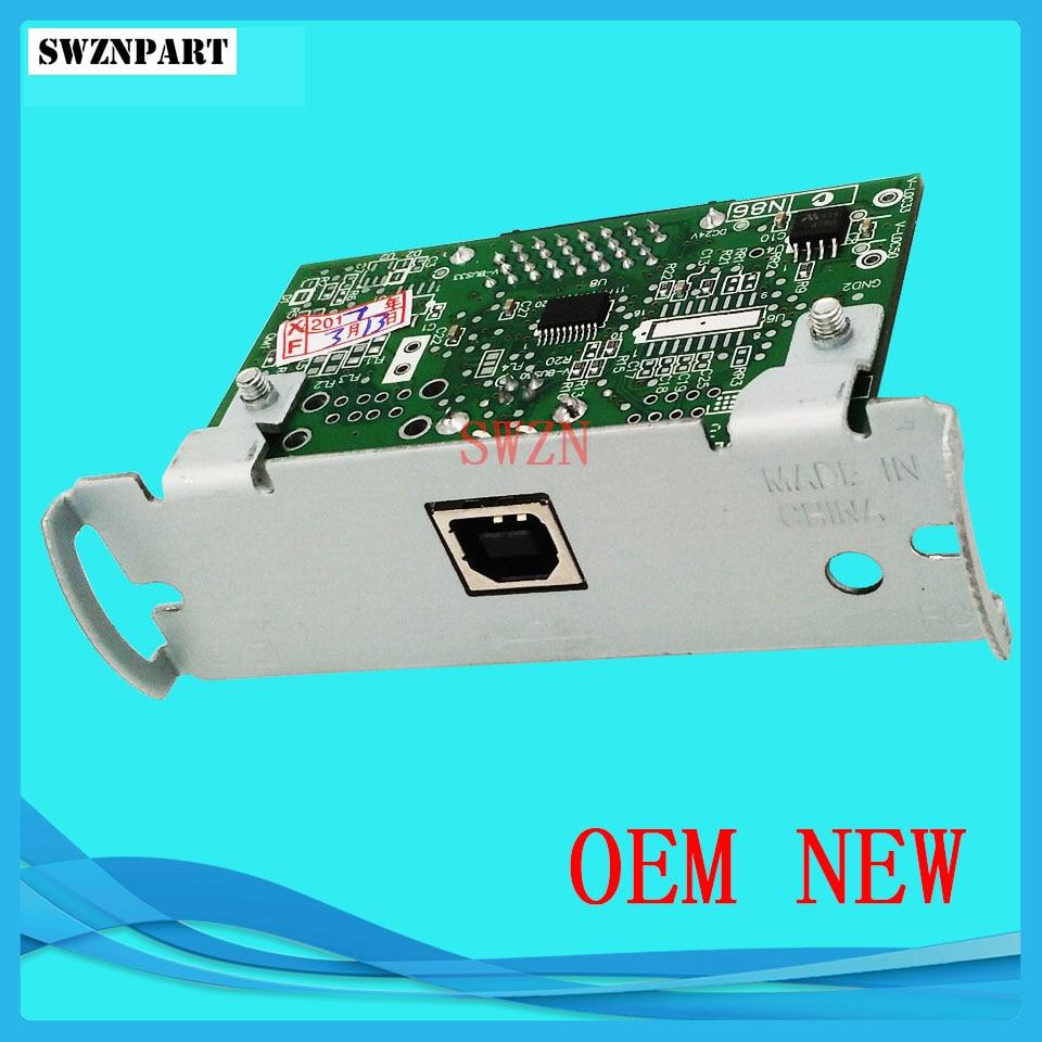 USB Port Interface Card for Epson TM H5000II H6000IV J7000 J7100 J7500 J7600 L90 T70 T88IV T88V T90 U220 A187 U230 U325 U200