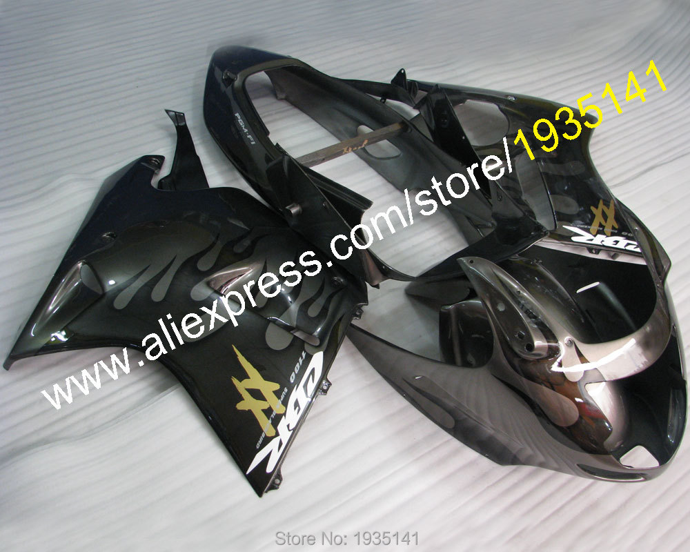 Hot Sales,CBRXX kit For Honda CBR1100XX 96-07 CBR 1100 XX 1996-2007 black flame motorcycle body Fairing set (Injection molding) hot sales custom fairing kit for honda cbr600 2004 2007 cbr 600 04 05 06 07 f4i red flame body set injection molding page 10