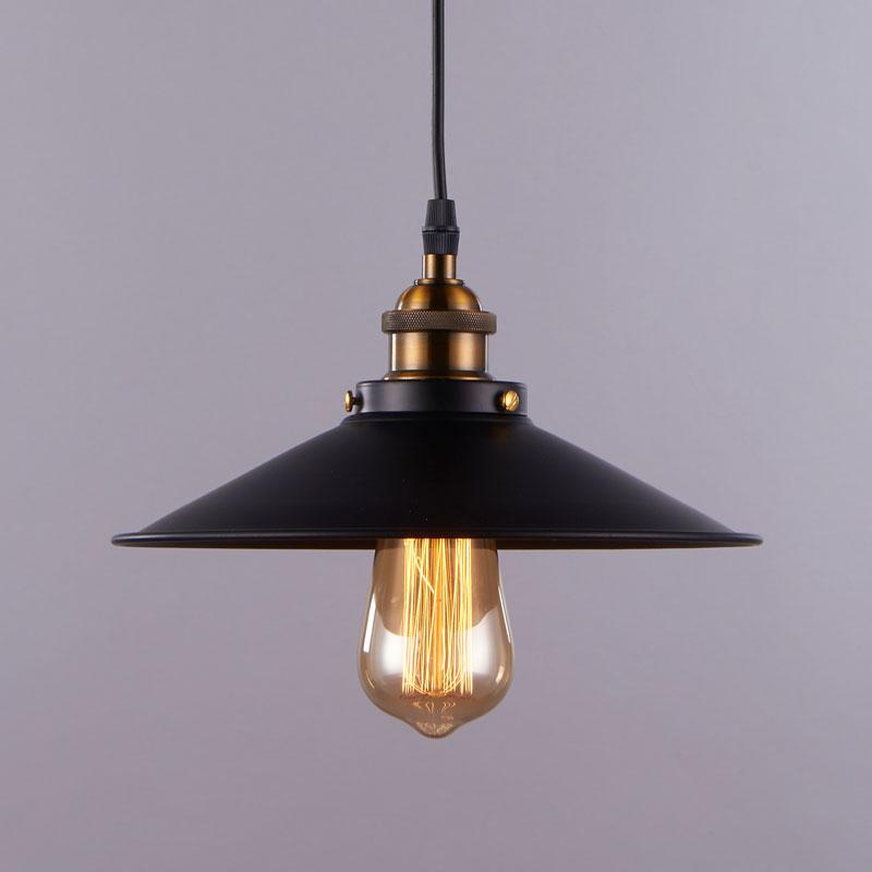 Industrial Pendant Light American Retro LOFT Living Room Cafe Bar Decor Luminaire Lamparas Lustre BLP048
