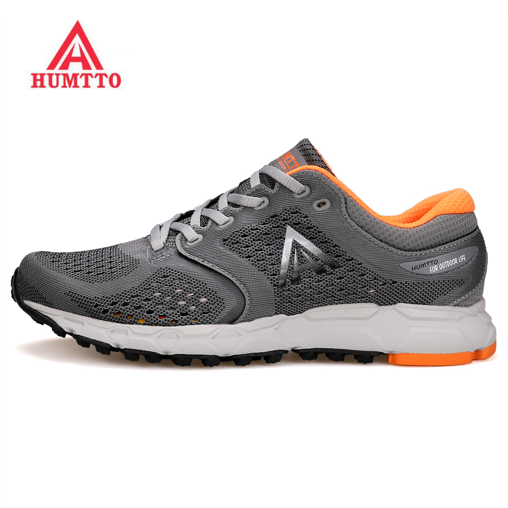 HUMTTO Men's Outdoor Tourism Hiking Shoes Sneakers For Men Sports Mesh Off-road Trekking Climbing Mountain Shoes Sneakers Man автомобильные колонки pioneer ts g1320f