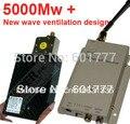 Сделано в Тайване 5000 МВт + Новый передатчик cctv 1.2 Г Беспроводной приемопередатчик, 1.2 Г Аудио-Видео Передатчик-Приемник CCTV FPV передатчик