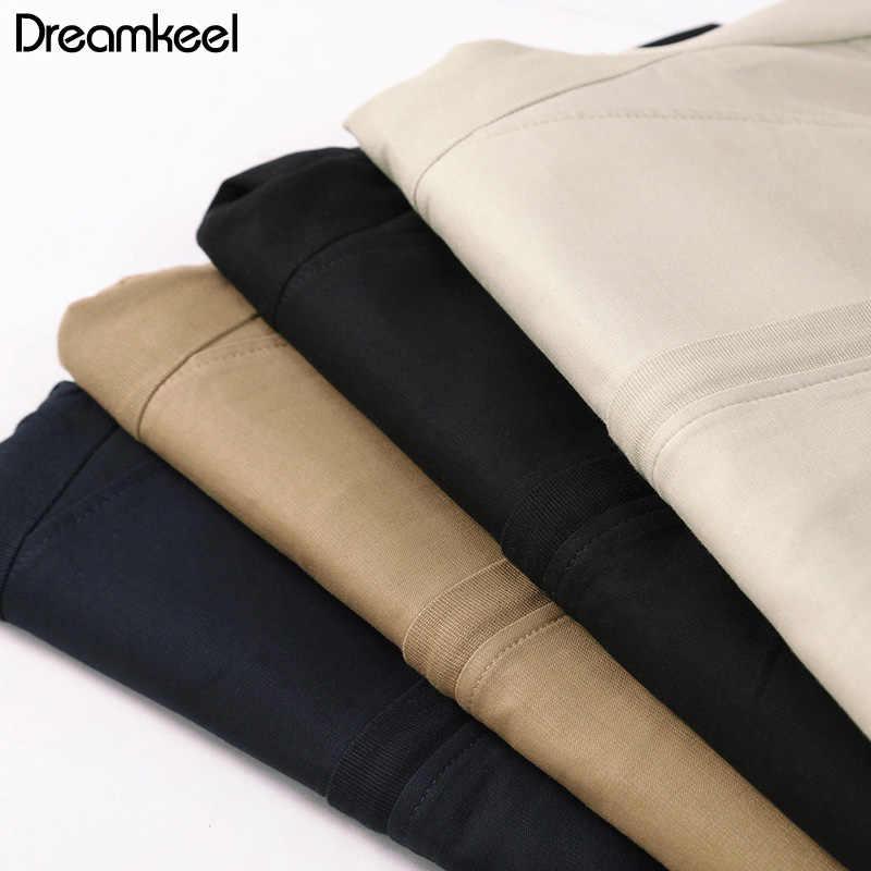 Куртка мужская 2019 Весенняя Мужская ветронепроницаемый бомбер куртки одежда бейсбольная куртка джинсовая мужская приталенная стойка хлопок тактические пальто Y