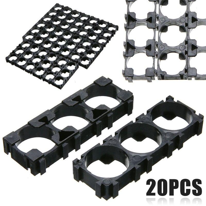 5 Stücke 3x5 Zelle 18650 Batterien Spacer Strahl Shell Kunststoff Wärme Halter Halterung Instrument Teile & Zubehör Messung Und Analyse Instrumente
