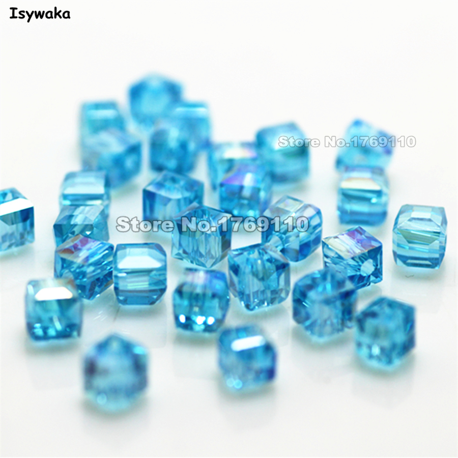100% Quality Isywaka Green Golden Colors 4mm 145pcs Rondelle Austria Crystal Glass Beads Loose Faceted Round Beads Jewelry Making Jewelry & Accessories