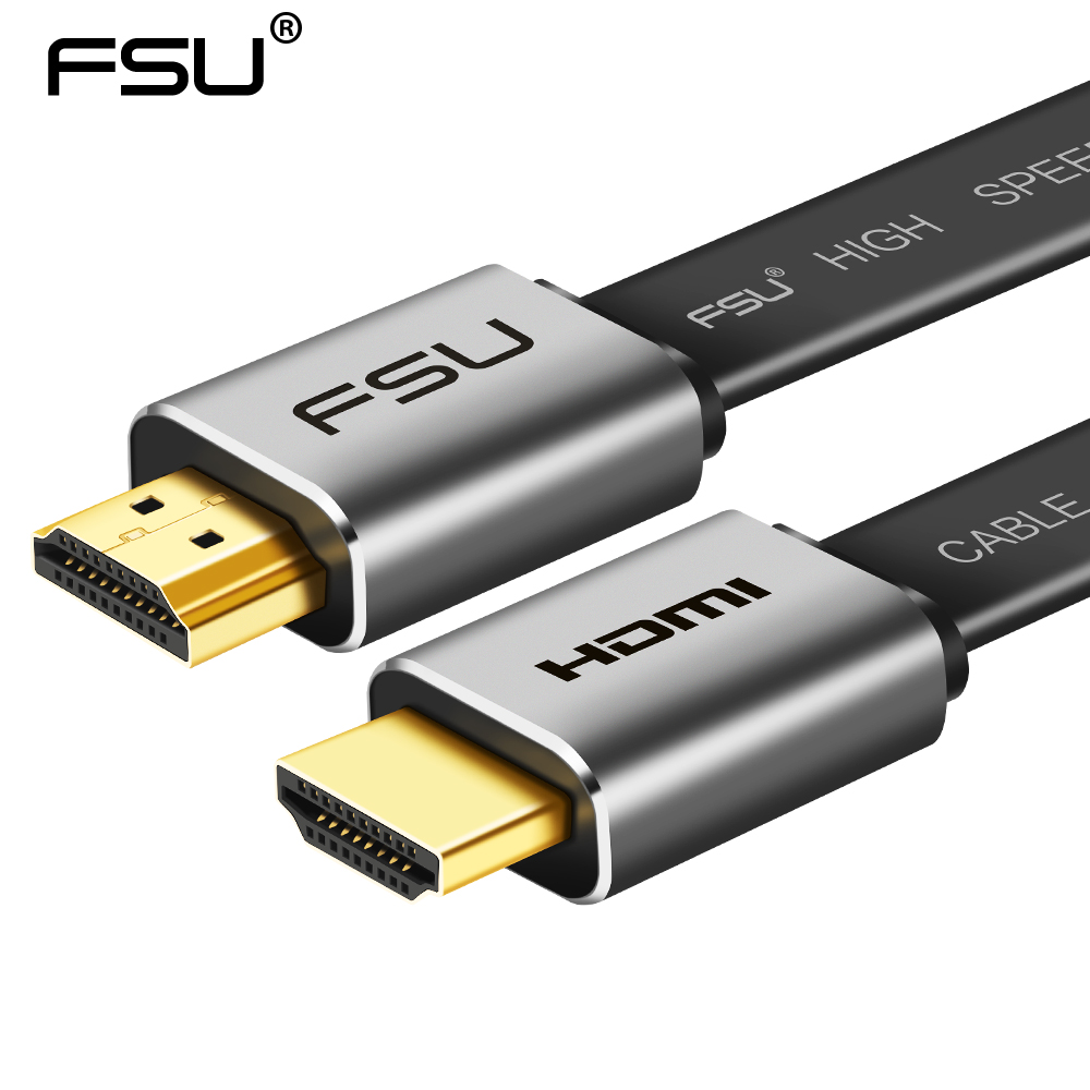 High Speed V2.0 HDMI Cable 4K*2K Male to Male 3D for Monitor