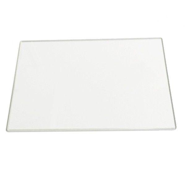 150mm x 230mm Borosilicate Glass Plate Bed Flashforge Replicator 2x Pack