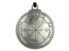 New Amulet pendant Pentacle of Mercury Talisman Key of Solomon Seal Pendant Hermetic Enochian Kabbalah Pagan Wiccan Jewelry