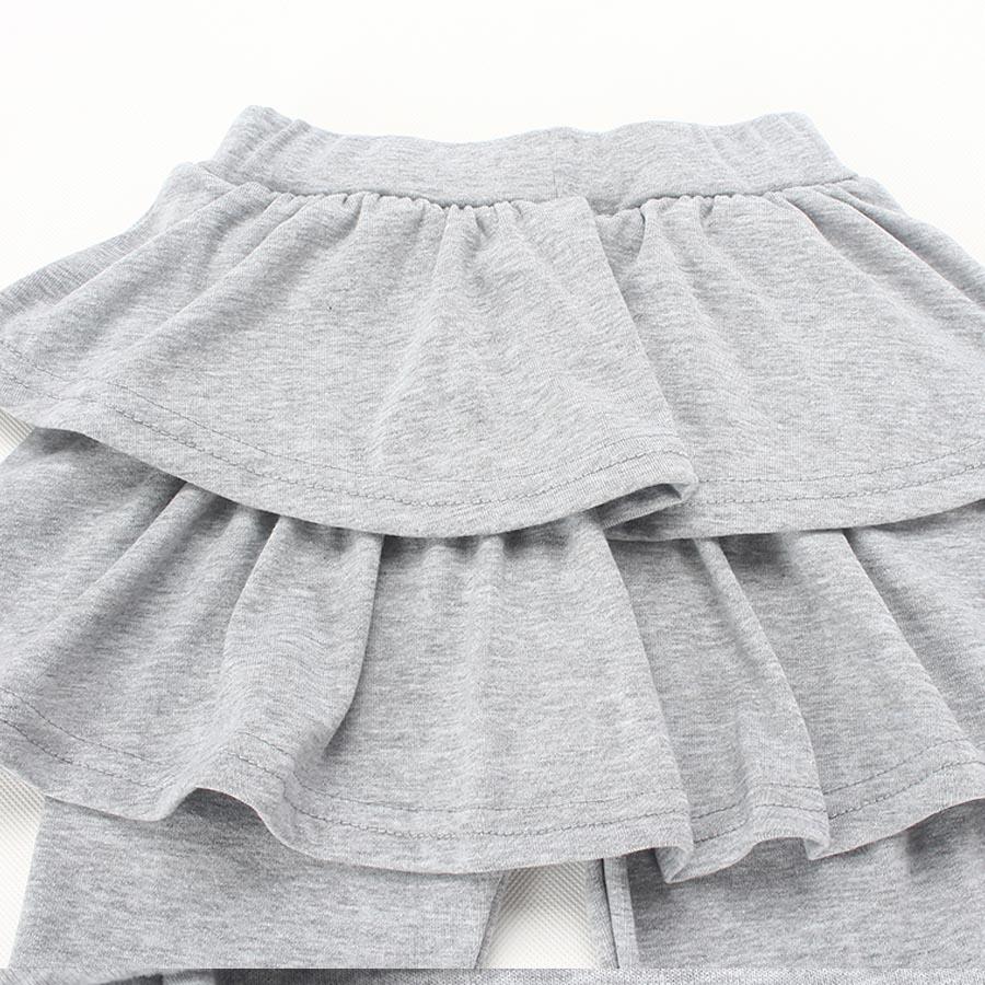 SheeCute Nyankomst Forår Efterår piger leggings Piger Kjørt-bukser - Børnetøj - Foto 5