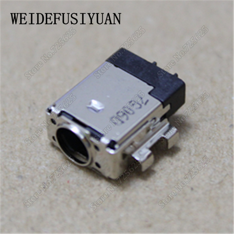 AC DC Power Jack Charger Port Plug Socket Connector for ASUS ZenBook Pro UX550 UX550V 1pcs dc power jack socket plug connector port for asus k53e k53s mother board new arrival wholesale