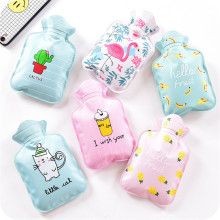 1Pc Lovely Cartoon Hand Po Warm Water Bottle Mini Hot Water Bottles Portable Hand Warmer Girls Pocket Hand Feet Hot Water Bags стоимость