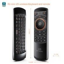 MINIX Rii mini i25 Russische Version Tastatur Remote USB Wireless Air Maus für MINIX NEO U9-H Android TV BoX