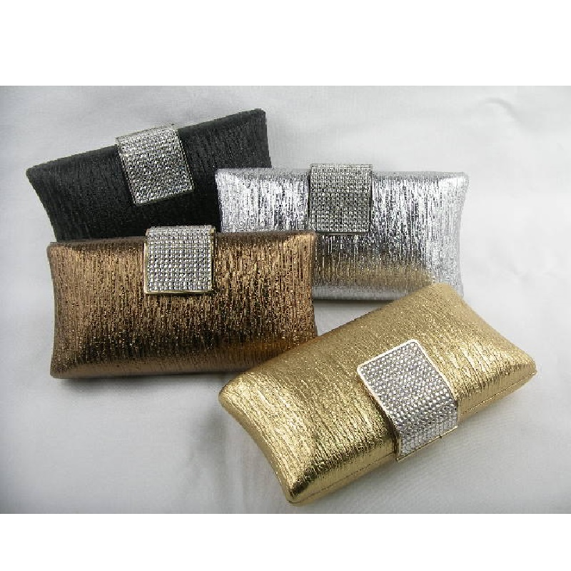 1451P Crystal Lady Fashion Wedding Bridal Party Night clutch bag Evening purse font b handbag b