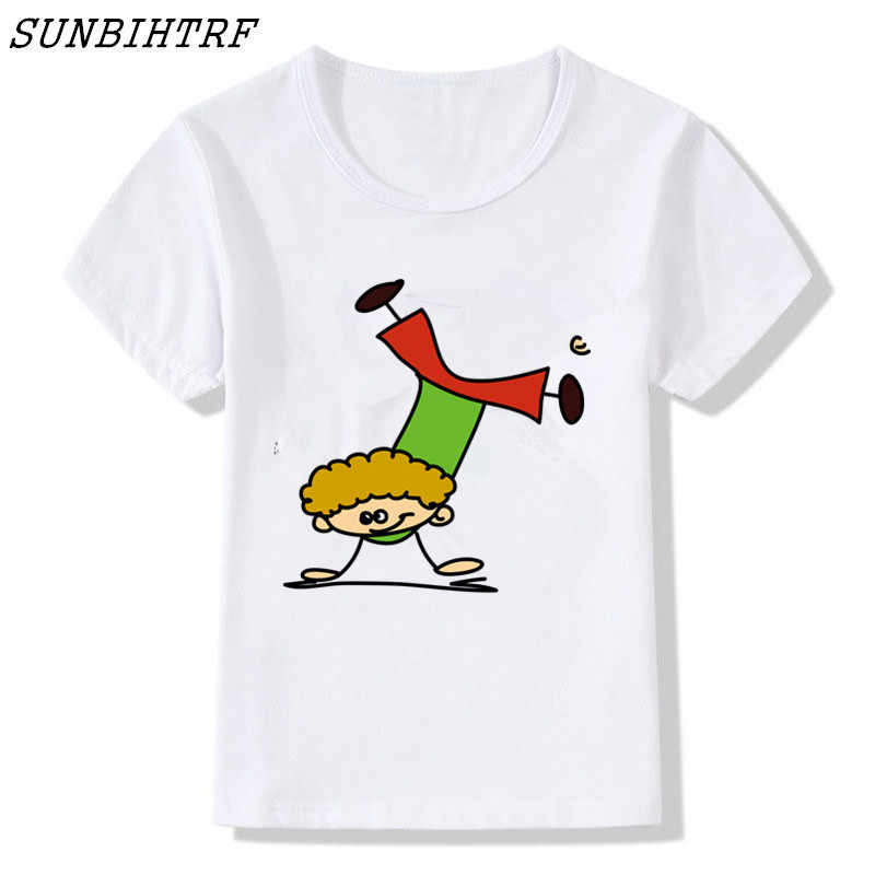 3db654a80 Detail Feedback Questions about Cartoon Hip Hop Children Tee Shirt ...
