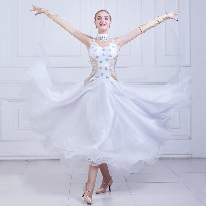 Ballroom Competition Dress Ballroom Modern Dresses Standard Ballroom Waltz Dresses Ballroom Dancing Dress