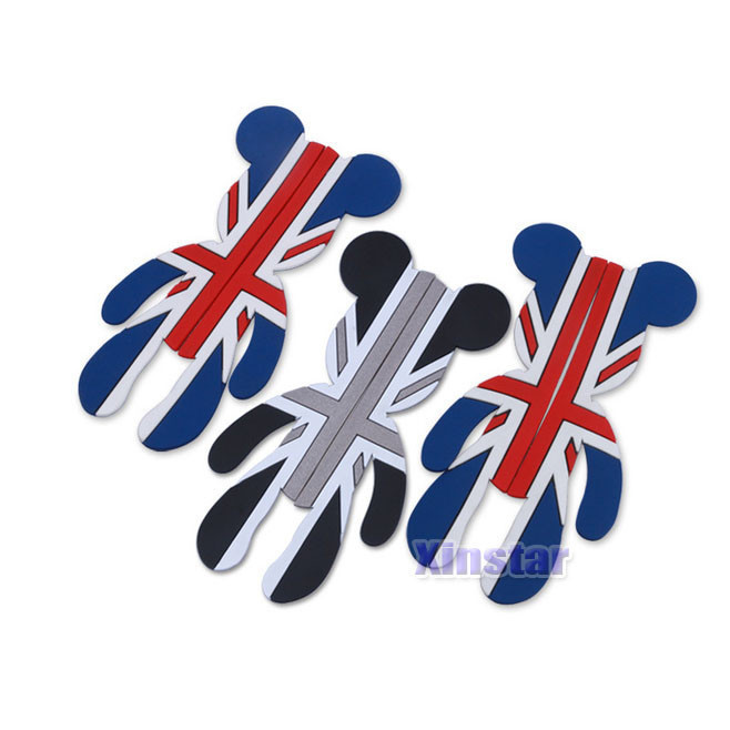Good quality PVC MINI Cooper Clubman Countryman Paceman Coupe Roadster One S car body sticker