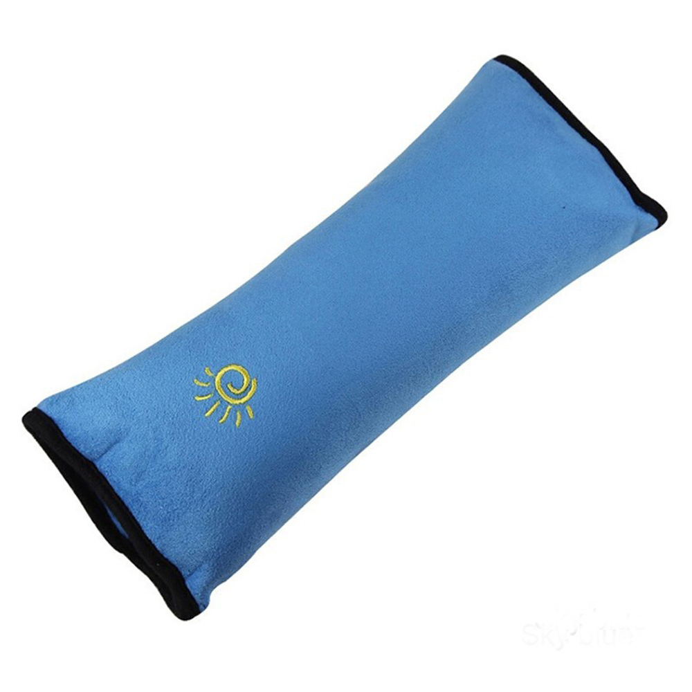 Car Seat Belts Shoulder Pads Auto Pillow Seatbelt Covers For Children Kid Protector Accessories