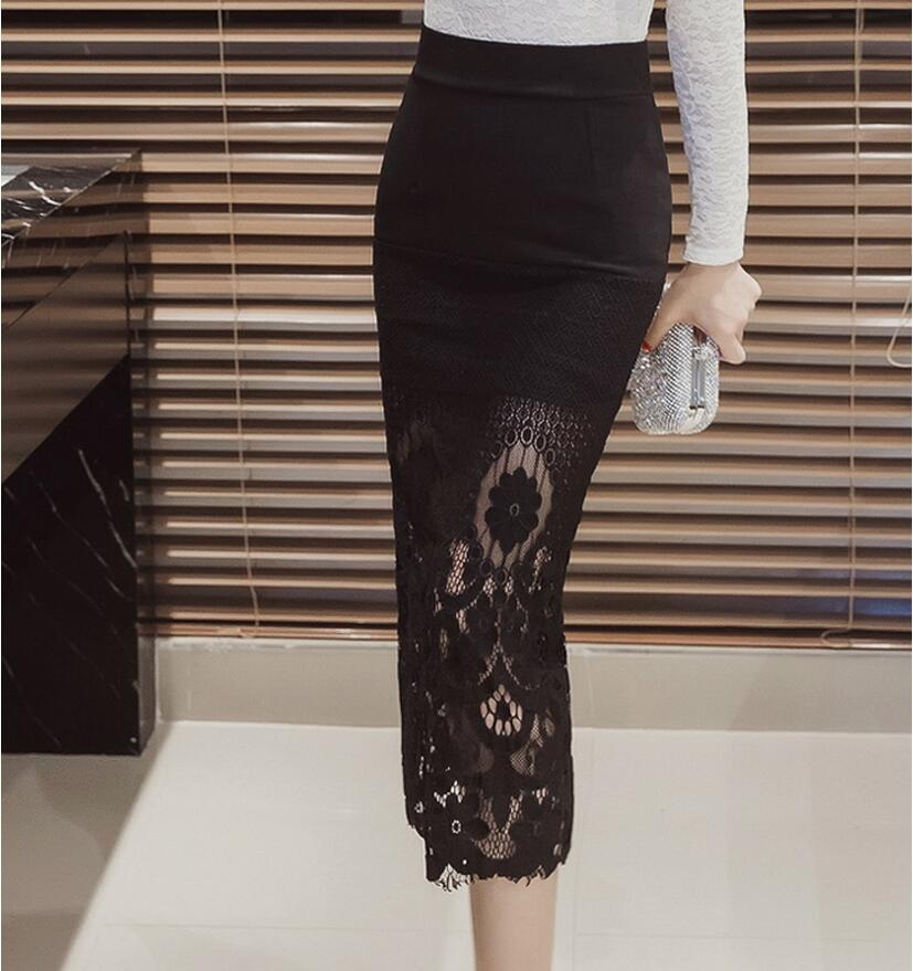 Compare Prices on Black Long Pencil Skirt- Online Shopping/Buy Low ...