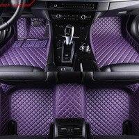 Car Wind Auto car floor Foot mat For chevrolet sonic epica aveo sail captiva 2008 car accessories waterproof carpet rugs
