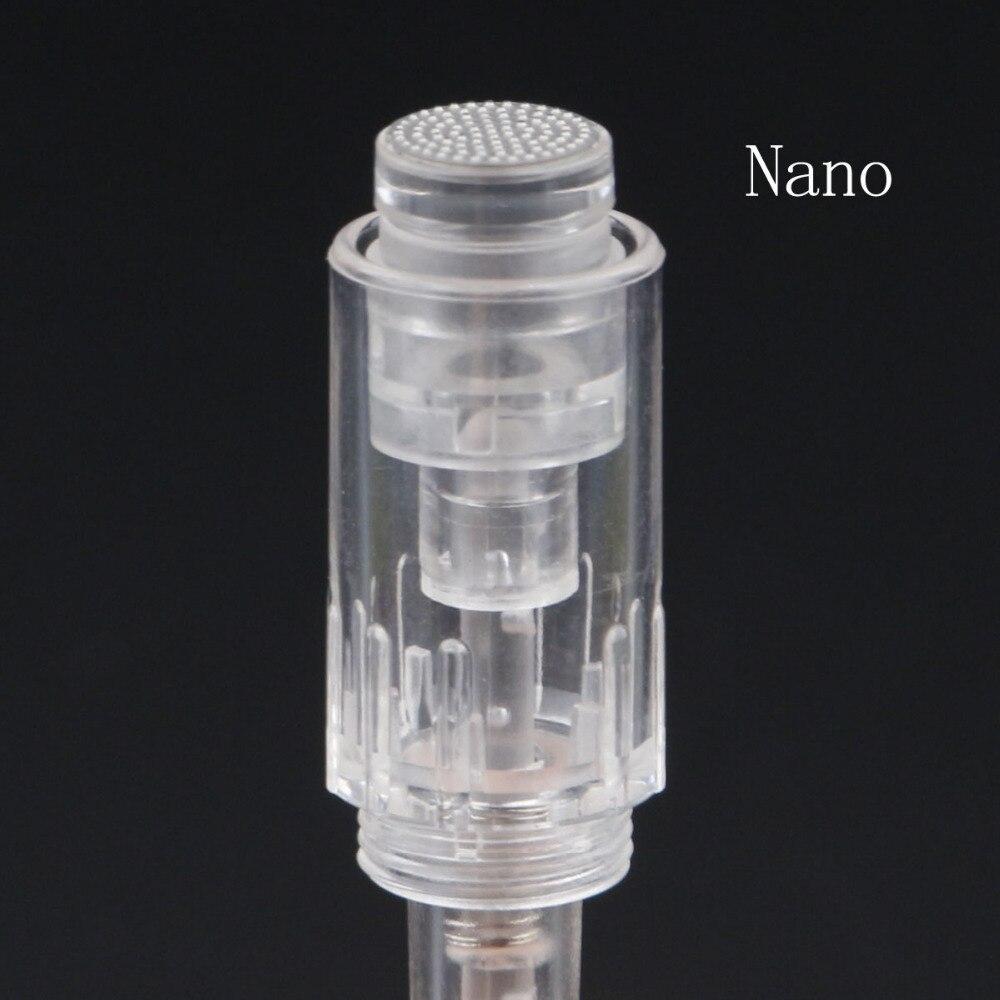 9 12 36 Pin Nano Bayonet Port Derma Pen Needle Cartridge Needle Tips for Electric Auto Microneedle Derma Pen Tips