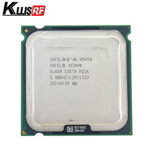 Intel Xeon X5450 Processor 3.0GHz 12MB 1333MHz CPU works on LGA775 mainboard no need adapter